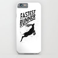 Fastest runner iPhone 6 Slim Case
