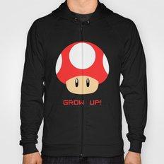 Grow Up! (Super Mario) Hoody
