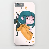 Twitchy, Witchy Girl iPhone 6 Slim Case