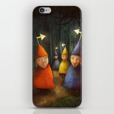 The Lost Brigade iPhone & iPod Skin