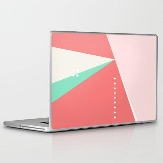 Slice Dice 02 Laptop & iPad Skin