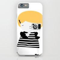 The blonde photographer iPhone 6 Slim Case