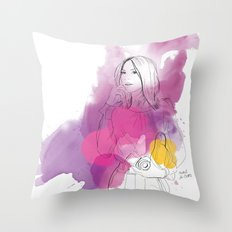 Betts Victoria Throw Pillow