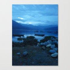 Nepal 360° Canvas Print