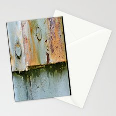 Divots and Paint Stationery Cards