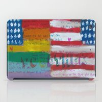 Flags For The Future 4: Power To The People iPad Case