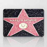 Walk Of Fame iPad Case