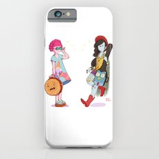 Bubblegum and Marceline iPhone 6 Slim Case