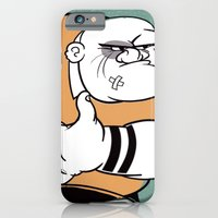 iPhone & iPod Case featuring Rugby Player by drawgood