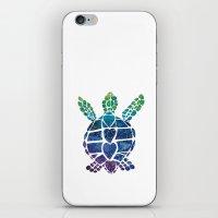 Turtle Island iPhone & iPod Skin