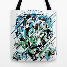 Street Diamond Tote Bag