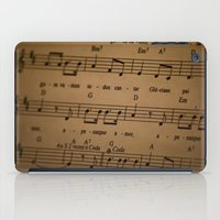 Music Tabs iPad Case