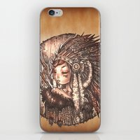 Tiger Lily iPhone & iPod Skin