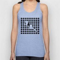 INVISIBLE WOMAN Unisex Tank Top