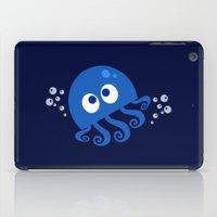 Bubbly Octopus iPad Case