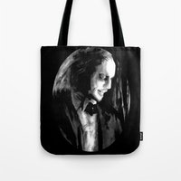 The Name In Laughter Fro… Tote Bag