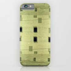 Landscapes c4 (35mm Double Exposure) iPhone 6 Slim Case