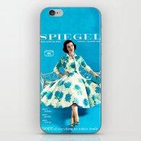 1958 Spring/Summer Spiegel Catalog iPhone & iPod Skin
