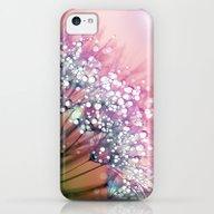 Rainbow Dandelion iPhone 5c Slim Case