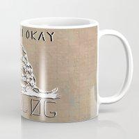 Gnalog (Analog Zine) Mug