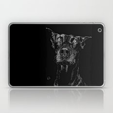 The Curious Expressions of Dogs Laptop & iPad Skin