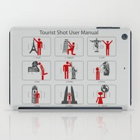 Tourist Shot User Manual iPad Case