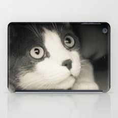 What do you think Mr Cat? iPad Case