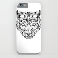 Leopard - Drawing iPhone 6 Slim Case
