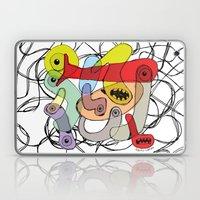TINY CREATURES Laptop & iPad Skin
