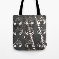 Cars Tote Bag