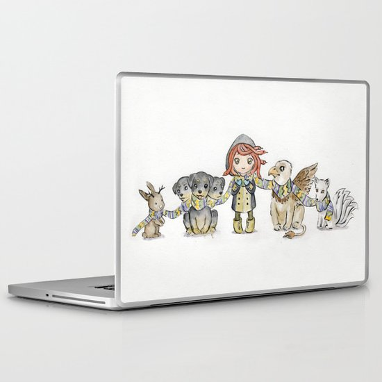 Holiday Laptop & iPad Skin