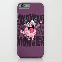 Everybody Knows I'm A Mo… iPhone 6 Slim Case
