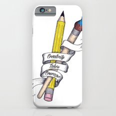 Creativity Takes Courage iPhone 6 Slim Case