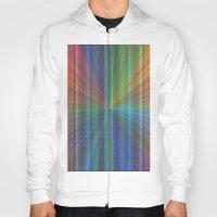 Colourful Rays Hoody