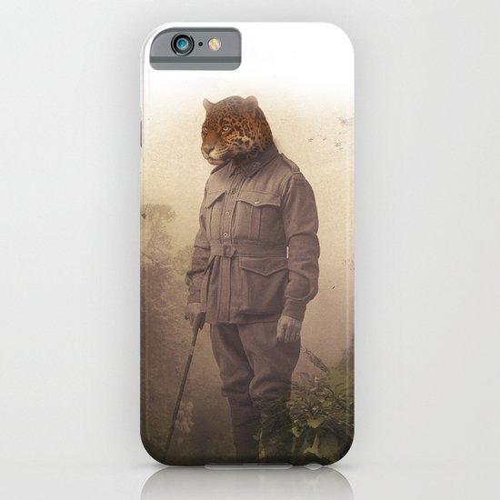 Jungle Jaguar iPhone & iPod Case