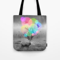 Calm Within The Chaos Tote Bag