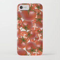 Tomatoes iPhone 7 Slim Case