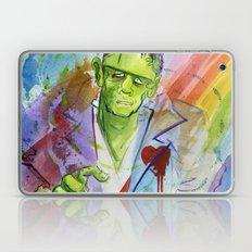 Friend Frankenstein Laptop & iPad Skin