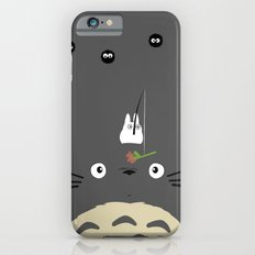 Cute Totoro Slim Case iPhone 6s