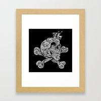 A Pirate Adventure Framed Art Print