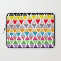 triangle pattern Laptop Sleeve