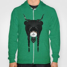 Bear Warrior Hoody