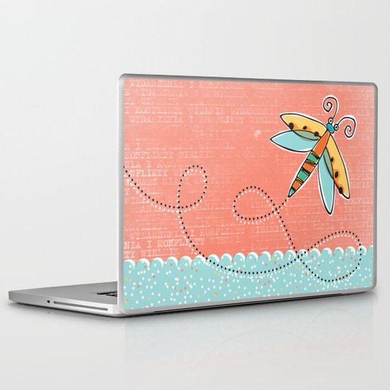 Summer Buzzin' Laptop & iPad Skin