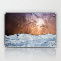 Cosmic Winter Landscape Laptop & iPad Skin