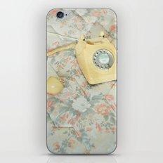 My Heart Skipped a Beat iPhone & iPod Skin
