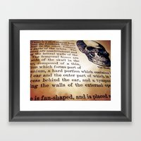 I Just Want Back In Your… Framed Art Print
