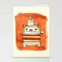 Wild Things Stationery Cards