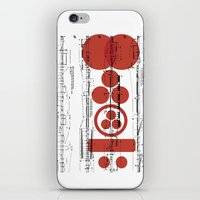 lasciate sia iPhone & iPod Skin