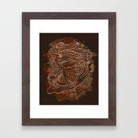 Phillip Is Fabulous Framed Art Print