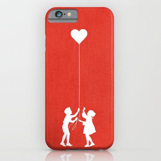 Love Balloon iPhone & iPod Case